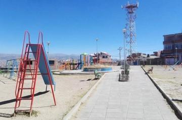 Proyecto piloto: Alcaldía apunta a iluminar una plazuela con energía solar