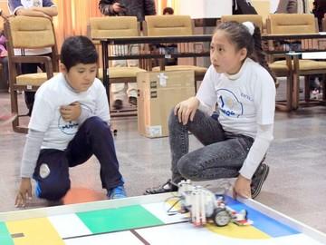 Robótica: Jóvenes buscan recursos para mundiales