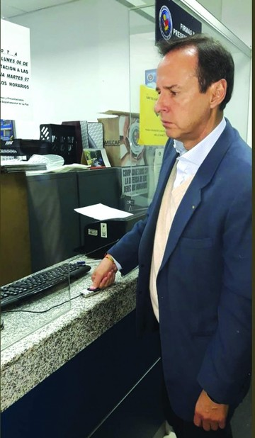 Tuto y oficialismo chocan por juicio en caso Quiborax