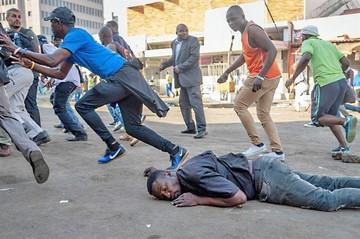 Zimbabue: La violencia toma las calles luego de elecciones