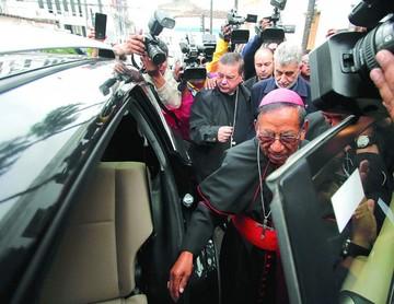 Cardenal cree que nuevo Palacio no fue idea de Evo