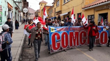 "Comcipo listo para gritar ""Bolivia dijo No"" este domingo en Potosí"