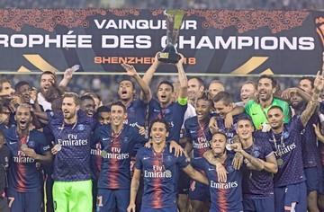 PSG obtiene su sexta Supercopa consecutiva