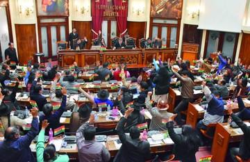 Lanzan la convocatoria para elegir Fiscal General