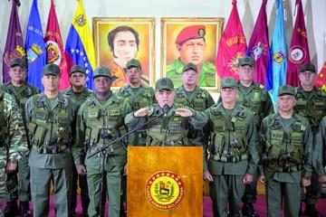 Detienen a seis personas por atentado a Maduro