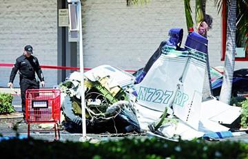 12 muertos en California por accidente e incendio