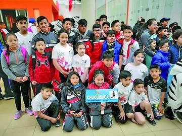 Chuquisaca se ubicó cuarto en Nacional de Tarija