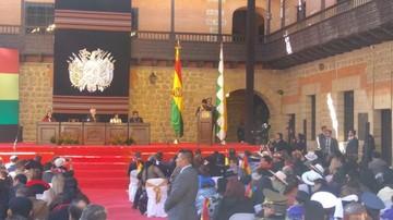 Evo: Bolivia está lista para un escenario post Haya