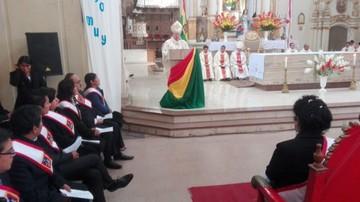 Arzobispo de Sucre llama a no ceder a las tentaciones