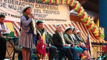 Mujeres campesinas denuncian agresiones físicas en Potosí