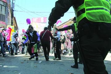 La tensión por el 21F sella los festejos del 6 de Agosto
