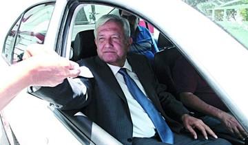 López Obrador rechaza construcción de muros