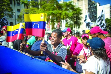 Identifican a autores de fallido asalto a Maduro