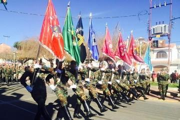 Organizaciones sociales anuncian masiva participación en la Parada Militar