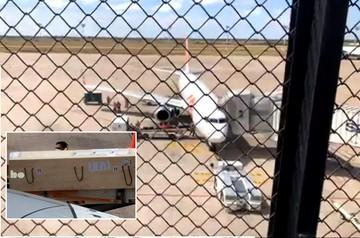 Los restos de Carlos Chávez llegaron esta mañana a Santa Cruz