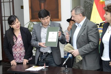 """Albarracín califica a la selección de Fiscal de """"sucia"""" y anuncia que UMSA no participará"""