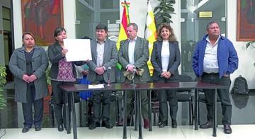 Abren registro de postulantes para Fiscal General