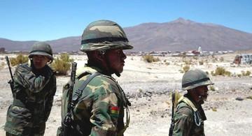 FFAA reubicarán unidades militares en las fronteras