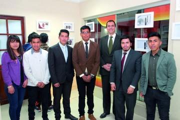 Exposición fotográfica en el Tecba
