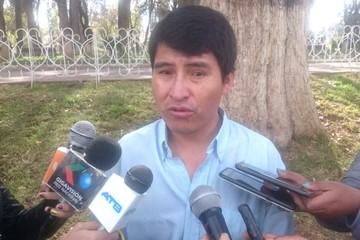 Condori cree que el MAS está detrás de la denuncia contra Maldonado