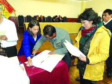 Pedagogía firma convenios con instituciones de Sucre
