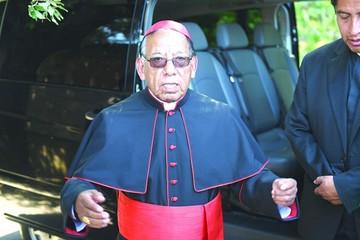 Cardenal Ticona llega a bendecir Chuquisaca