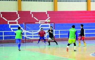 Futsal: Capitalinos cierran primera rueda
