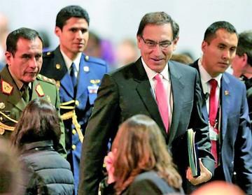 Congreso peruano debatirá proyectos de reforma política