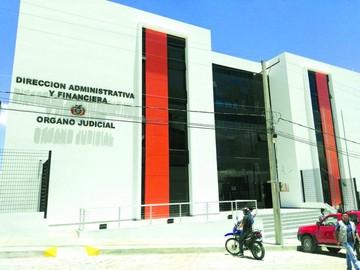 En 5 años, la justicia construyó al menos 35 nuevos edificios