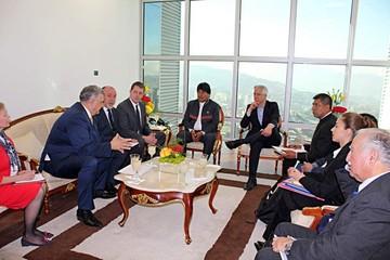 Bolivia y Rusia esbozan alianza por el tema litio