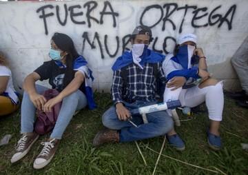 Nicaragua: Marcha por la libertad termina con al menos un muerto
