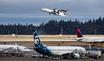 Hombre estrella un avión en Seattle para suicidarse