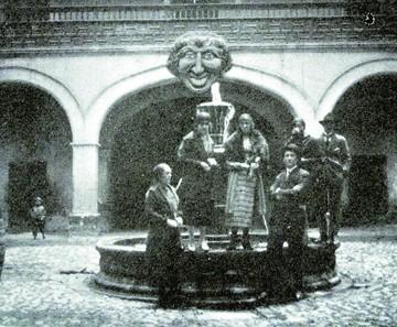 La Bolivia del centenario
