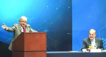 López Obrador-Slim: un explosivo choque de personalidades e intereses