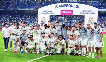 Real se motiva antes de encarar la Supercopa