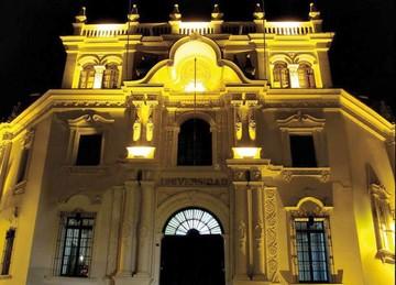 Por Sucre, el plan para iluminar edificios