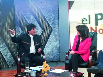 Doble aguinaldo: Morales convocará a empresarios