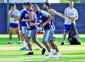 Barcelona y Boca juegan por el Trofeo Gamper