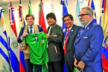 2019: Bolivia sede futbolera del sudamericano sub 15