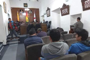 Concejo posterga sesión y queda en suspenso autorización para la Entrada Universitaria