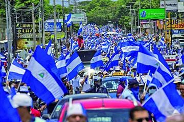 Nicaragua: Marcha exige la liberación  de presos políticos