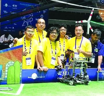 Mundial de robótica: 807 puntos logró team Bolivia