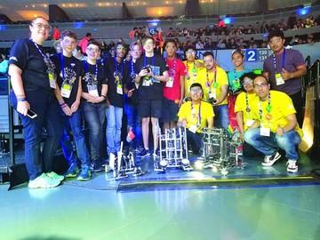Equipo Bolivia acabó tercero en ranking en segundo día de pelea