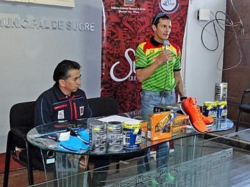 Ultramaratonista capitalino rumbo al Mundial