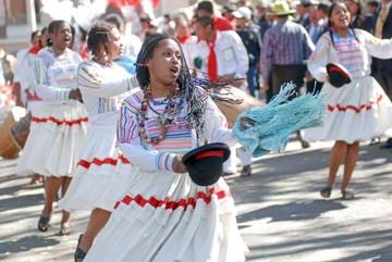 El lenguaje de la música afroboliviana