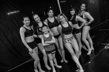 """""""Pole dance"""": Cuando la edad y el sexo no son un límite"""