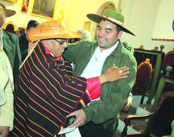 Llegada de Cardenal entusiasma al Chaco