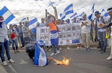 Crisis en Nicaragua cumple 4 meses en medio de protestas