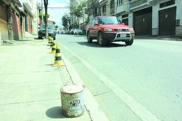 El caos vehicular se apoderó de la zona de La Prosperina
