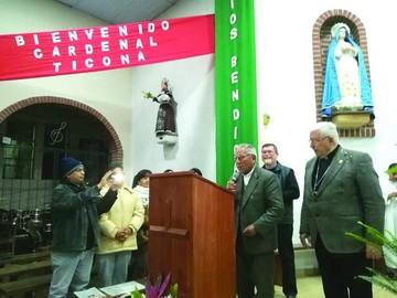 Monteagudo conmemora 223 años con actividades